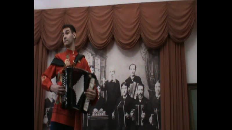 Александр Федосеев Музей Н И Белобородова 30 12 2018