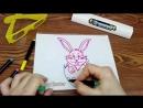 Magic Drawing 3D Доска для Рисования 3Д