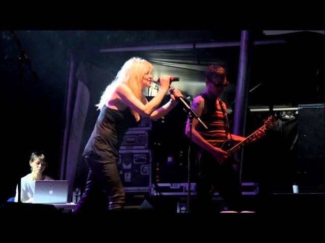 Courtney Love at Rifflandia 2013 Skinny Little Bitch