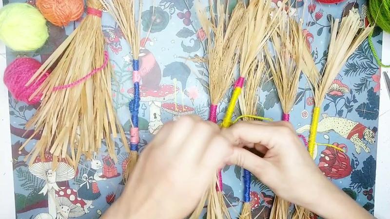 Мастер-класс по изготовлению игрушки из липового лыка «Птица счастья»