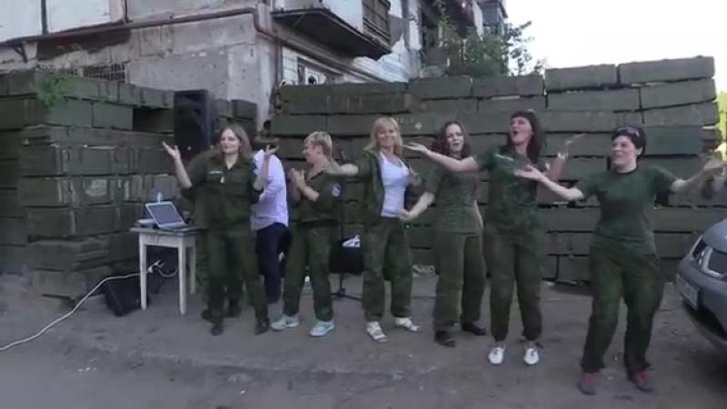 Гиви, Подарки, Захарченко, Селфи, Танцы
