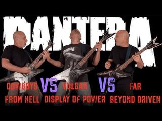 The Ultimate Dimebag Darrell (Pantera) Guitar Riffs Battle