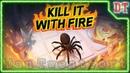 Релиз Kill It With Fire ► Прохождение полной версии игры killitwithfire ● Домашние заботы