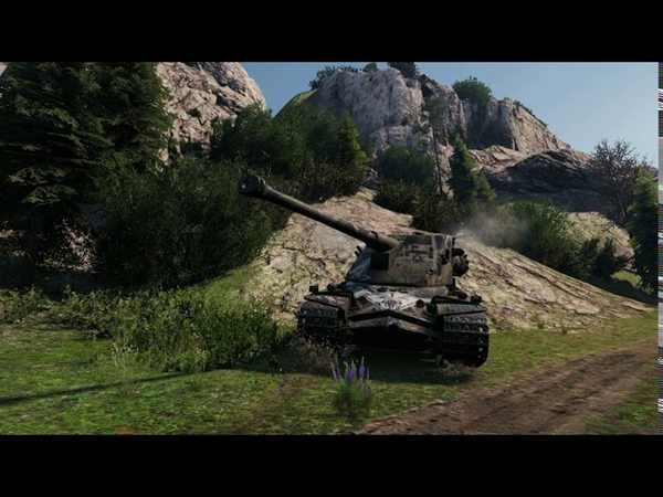 World of tanks Кранваган Реклип