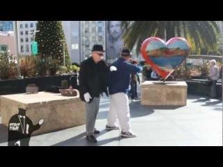 "OG Mike & DocLock in ""Checkmate"" | Union Square San Francisco USA | STRUT FILMS"