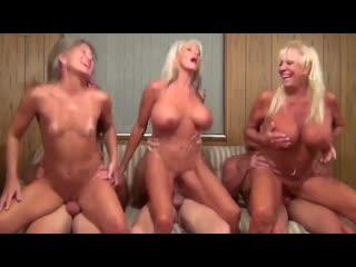Horny sexy grannies leilani lei and sally d'angelo fuck(milf,,porn,порно)