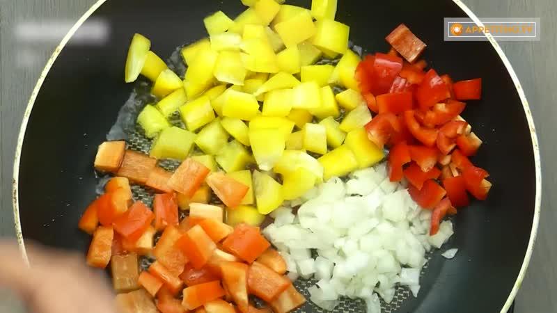 Идеальный выбор для сытного обеда Слойки с овощами без лишней возни