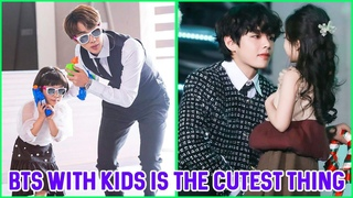 BTS With Kids Is The Cutest Thing