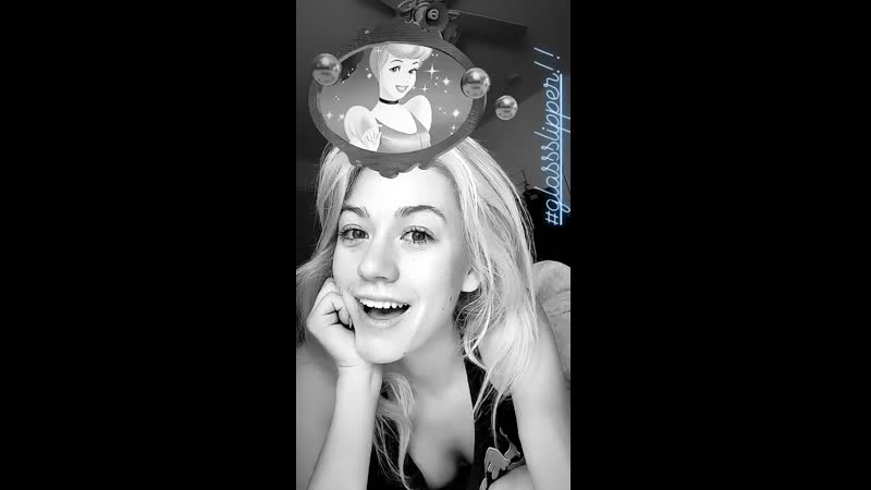 Инстаграм-история Кэтрин (11.01.2020)