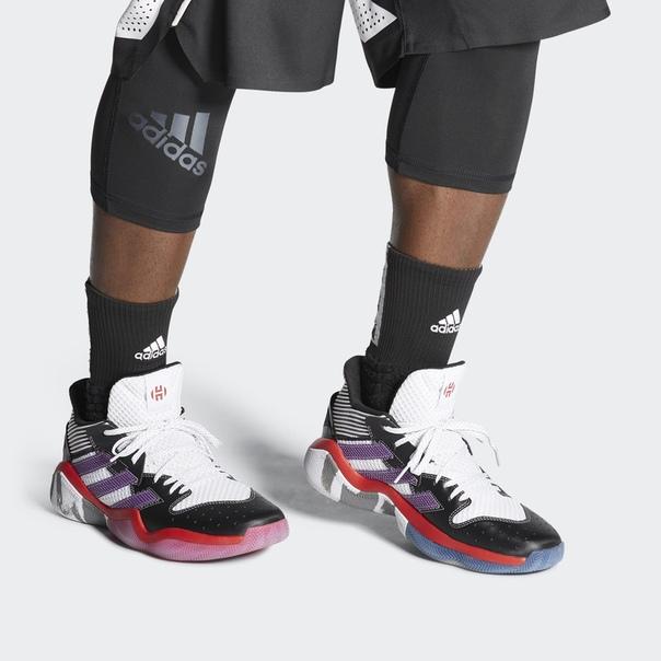 Баскетбольные кроссовки Harden Step-Back