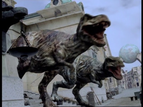 Трейлер Динотопия Dinotopia 2002