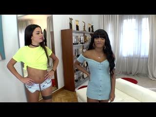 Kiki Minaj And Martina Smeraldi
