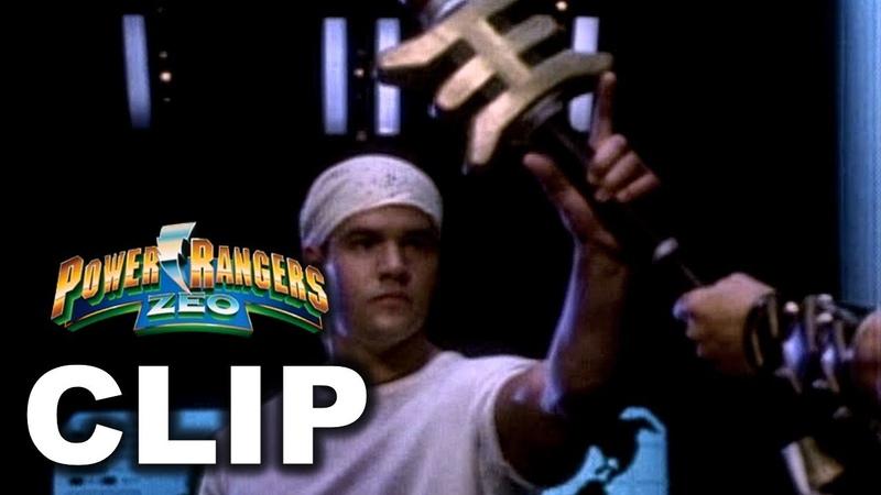 Power Rangers Zeo - Jason Becomes The Gold Ranger ('A Golden Homecoming' Episode)