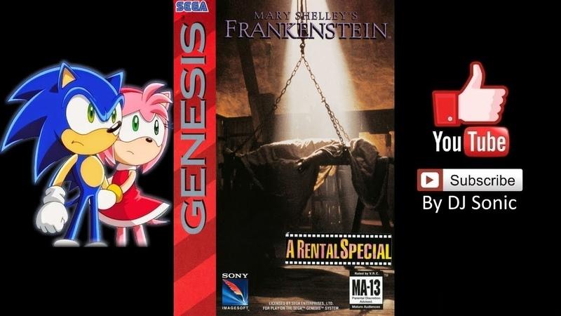 Mary Shelleys Frankenstein (Sega Genesis) - Longplay