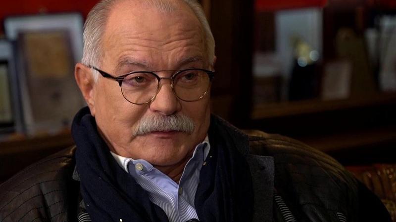 Прославленный режиссер Никита Михалков отмечает юбилей Новости Первый канал
