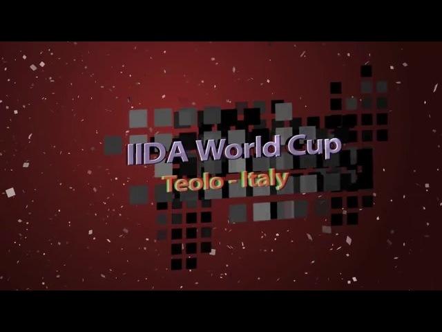 Inline Downhill Cross Final IIDA World Cup Teolo Italy 2013