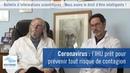 Coronavirus l'IHU prêt pour prévenir tout risque de contagion