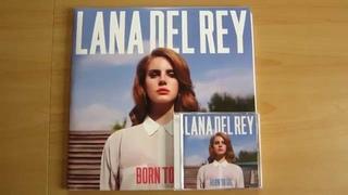 Lana Del Rey - Born To Die / vinyl unboxing /
