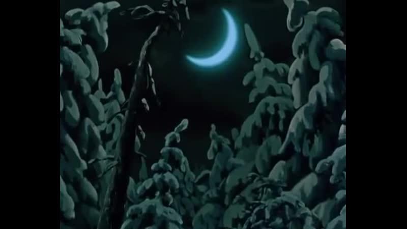 Новогодние мультфильмы для детей Двенадцать месяцев