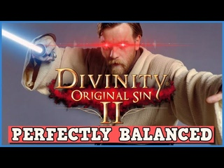 Divinity Original Sin 2 Is A Perfectly Balanced Game With No Exploits - TELEKINESIS ONLY CHALLENGE