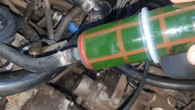 Фильтр для системы охлаждения MAzda demio dw3w