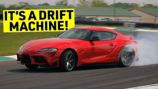 Is The 2020 Toyota Supra A Good Drift Car?