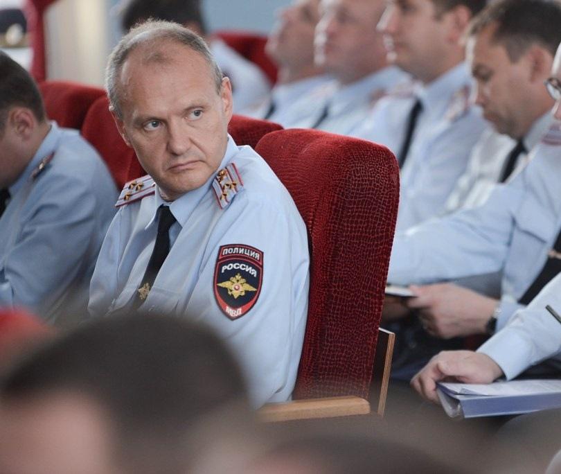 В Москве задержали бывшего главу МВД КЧР