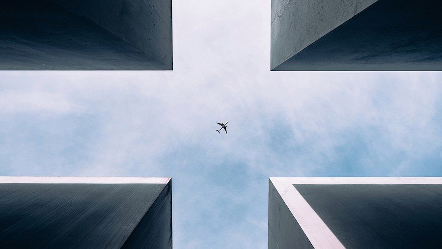 Architecture Photo Series of Berlin and Dresden by Simon Alexander