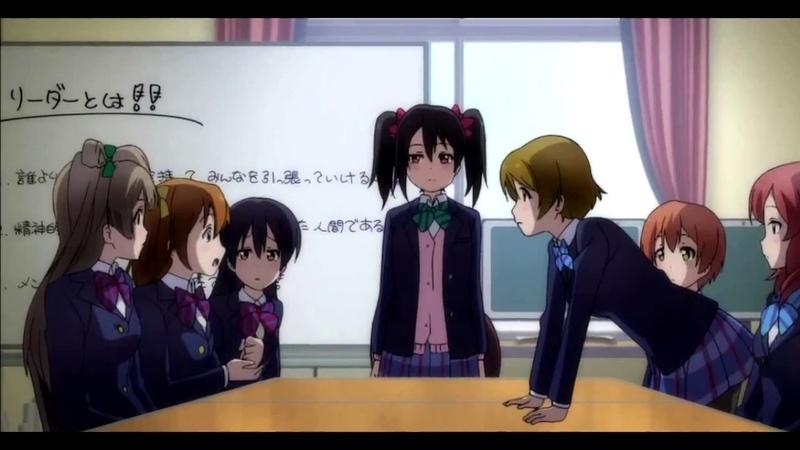 Love Live: School Idol Project SUKA/Живая Любовь: Проект Школьные Идолы СУКА