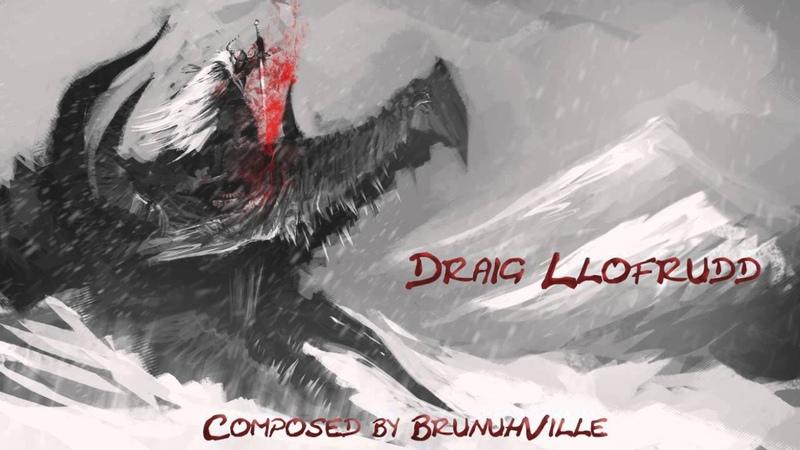 Medieval Music Draig Llofrudd Metal Version