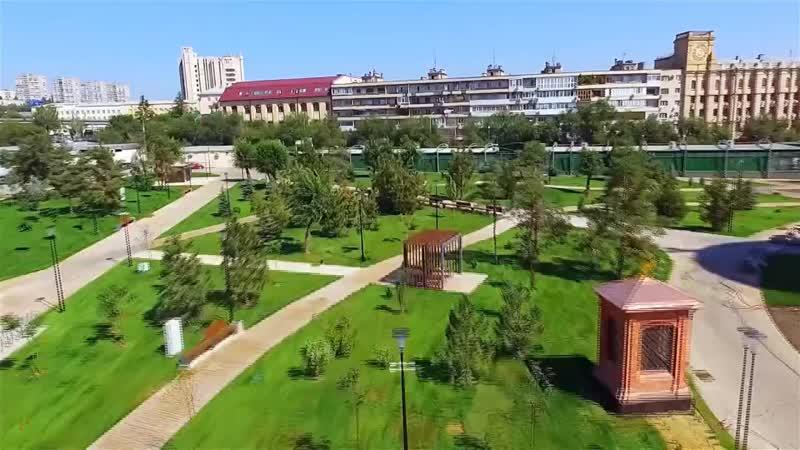 Александровский сад новая точка притяжения mp4