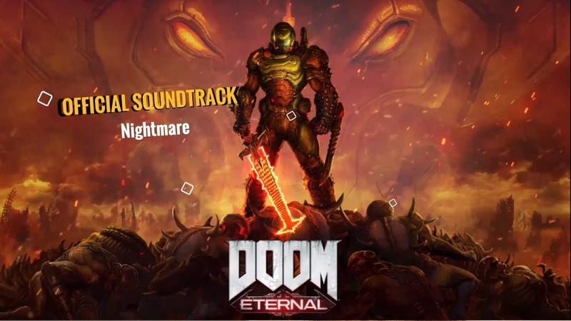 DOOM Eternal OST Nightmare Official Soundtrack Trailer 2 Music Mick Gordon