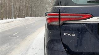 Новый дизель Тойота - не только на Прадо. Разгон во всех режимах! Toyota Fortuner