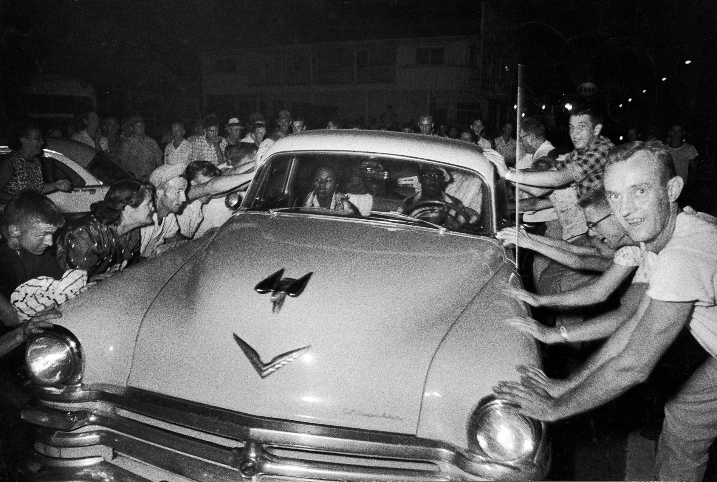 История расовой ненависти США