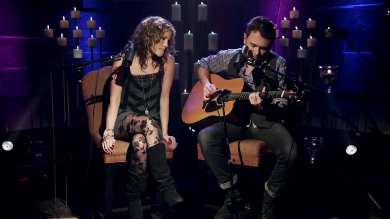 Sarah Buxton Stupid Boy Acoustic Music Video w Jedd Hughes HD