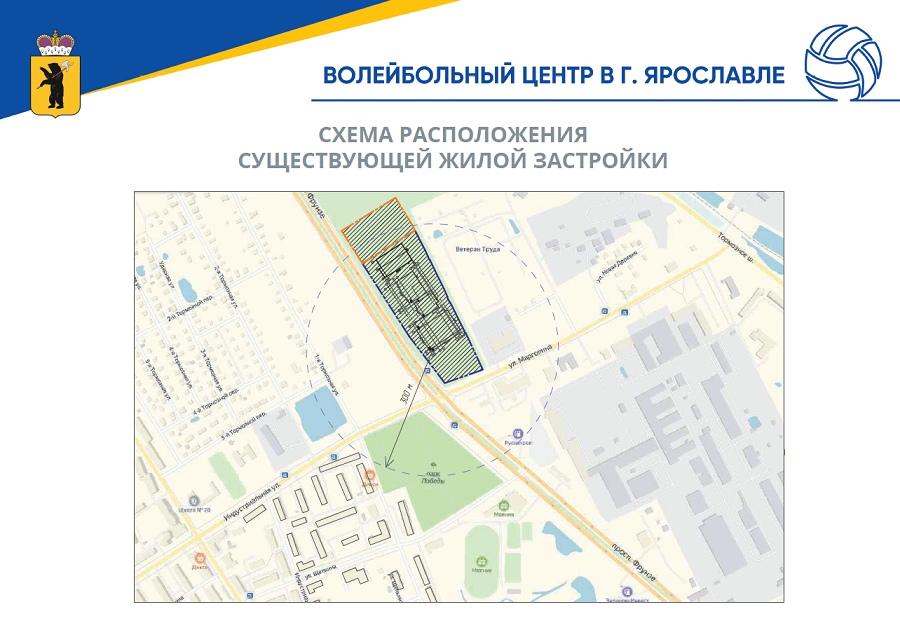Президент РФ поддержал инициативу губернатора Ярославской области о строительстве волейбольного центра