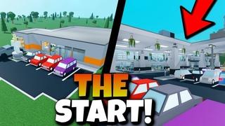 Построил самый крутой магазин в Роблоксе. Розничный Магнат 2. RETAIL TYCOON ROBLOX 2 #4