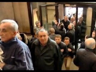 В Львове активисты взяли штурмом здание областной прокуратуры