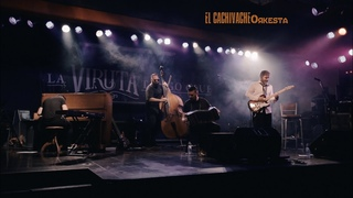 Junto a tu corazon en en vivo en La Viruta - El Cachivache Tango