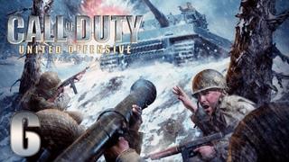 Call of Duty: United Offensive - Прохождение игры на русском - Железнодорожный мост [#6]
