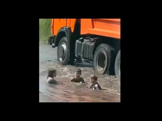 Harsh siberian children / суровые сибирские дети