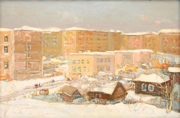 Борис Яковлевич Ряузов( 1 июля 1919- 1994)  художник-пейзажист, народный художник РСФСР, член Академии художеств СССР (1988).