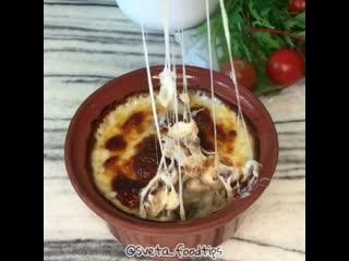 ЖУЛЬЕН В ГОРШОЧКАХловите невероятно  вкусное, сытное горячее блюдо!