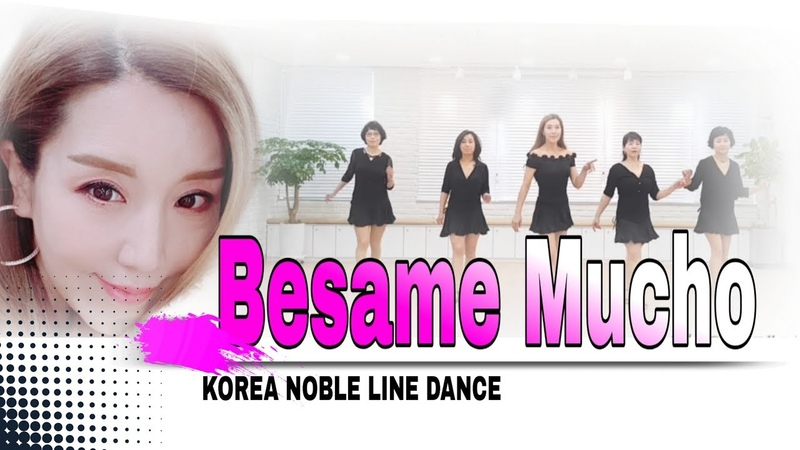 Besame Mucho Line Dance Beginner MukiMatohir Royal SG ULD Jatim