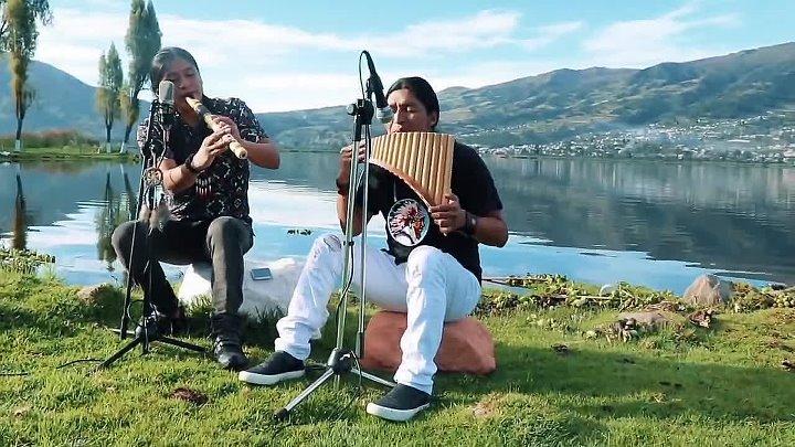 Красивая музыка на фоне природы 😍 Волшебные виды Прелесть Карлос и Райми настоящие таланты Браво