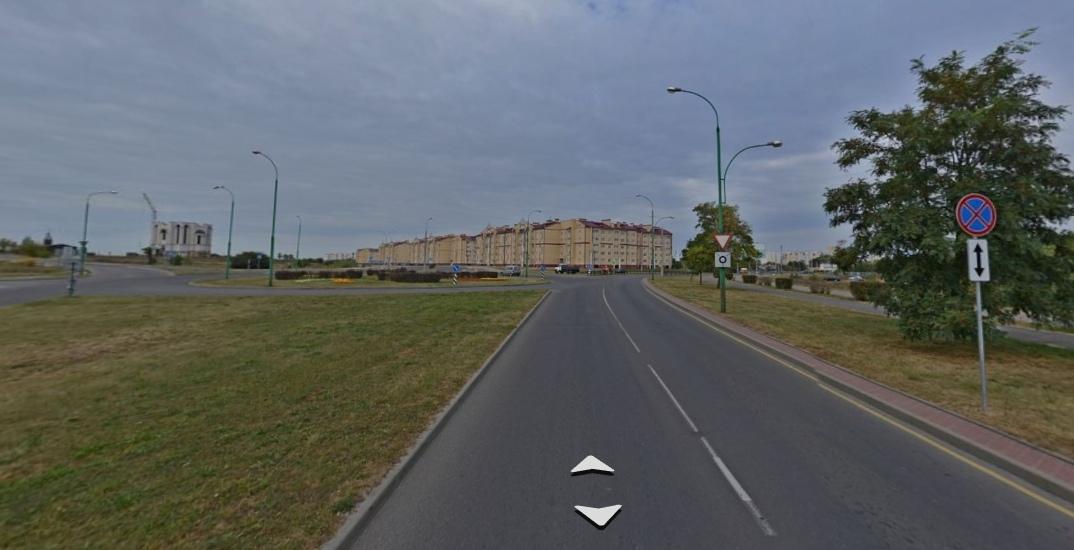 В связи с прокладкой сетей канализации будет ограничено движение по улице Сябровской