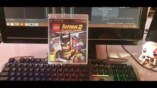 Lego batman dc super heroes Play station 3 gameplay