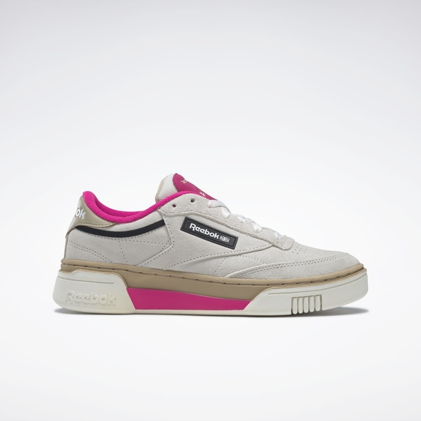 Кроссовки Reebok Club C Stacked