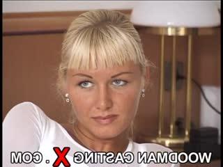 #WC #WoodmanCastingX - 012 Magdalena casting woodman кастинг вудман сняли развели скрытая камера анал минет кончает в рот