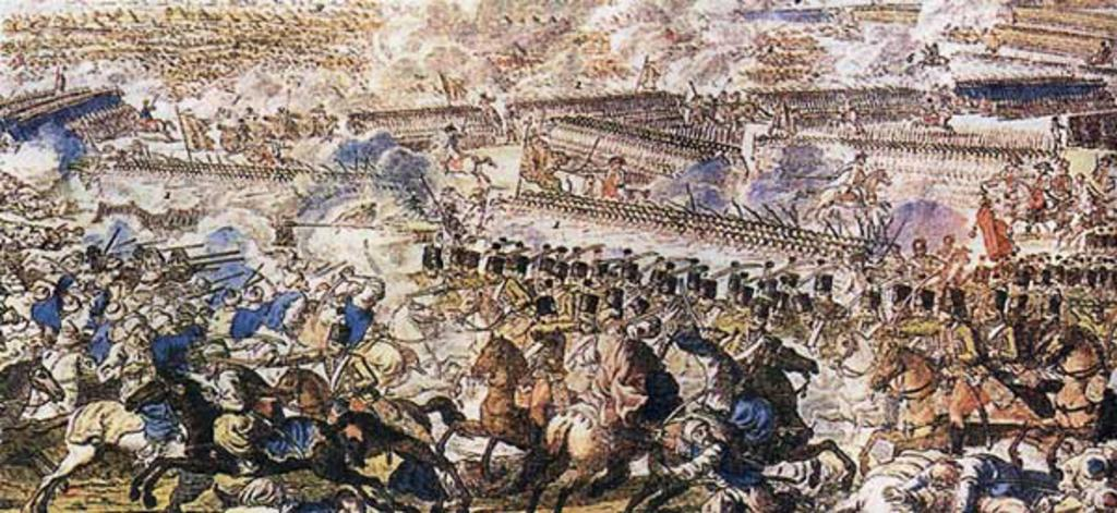 Разгром турецкой армии в битве при Рымнике